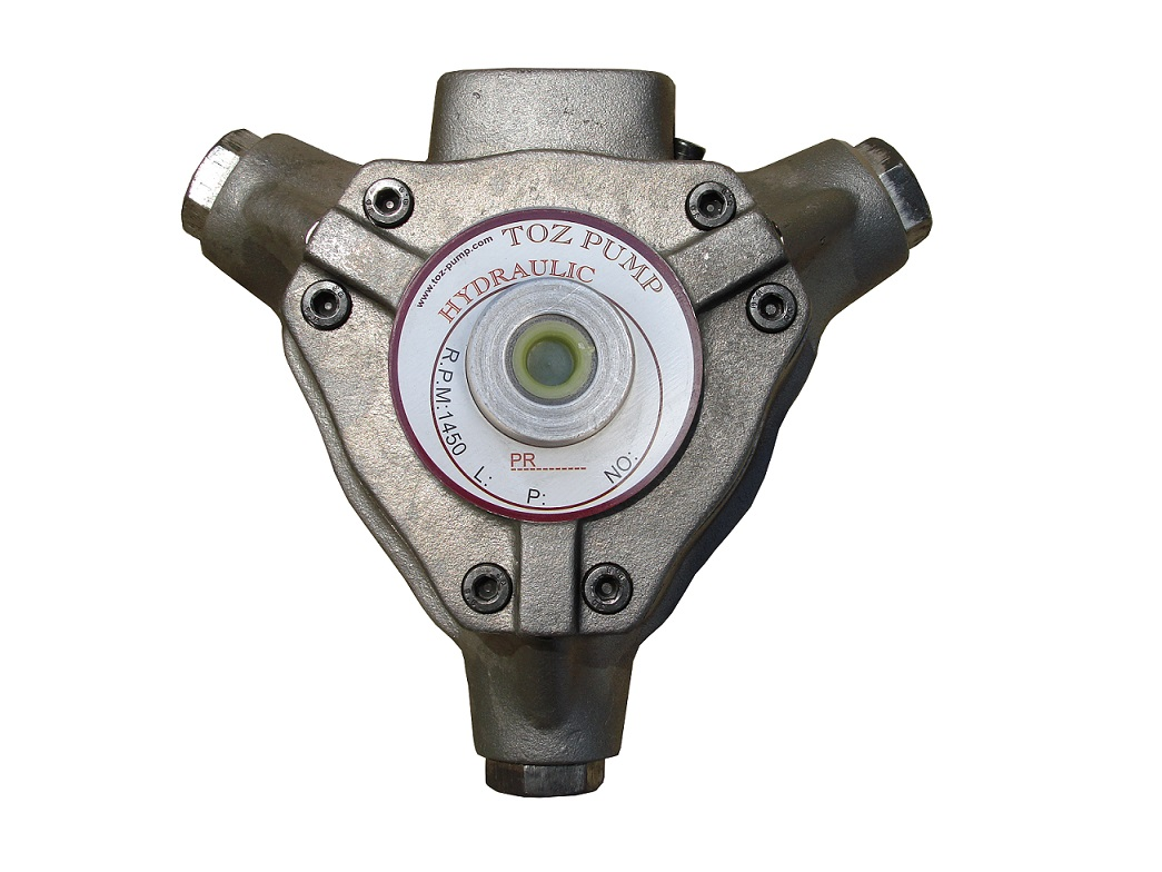 Radial Hydraulic Pump 0/7 liter and 600 times of strong ...
